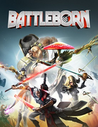 Battleborn cover art
