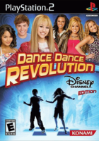 Dance dance revolution disney channel edition cover art