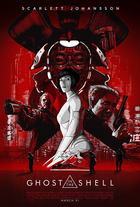 Ghost in the shell poster 2 large