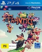 Frantics ps4 cover new
