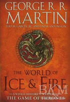 The world of ice and fire the untold history of westeros and the game of thrones ciltli 368780 13 b