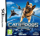 Cat and dogs revenge of kitty galore %28e%29 nintendo ds
