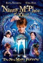 Nanny mcphee dvd poster 5960