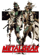 Metal gear solid poster by leeheart d84qxzo