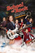School of rock %28tv series%29 poster