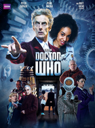 Doctor who series 10 poster by dalekdom fanart dauz042