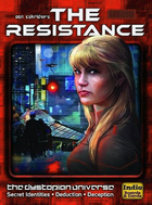 Indie boards cards the resistance 3rd edition