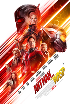 Ant man and the wasp poster