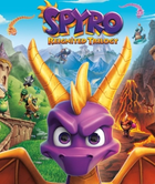 Spyroreigtri giveaway cover