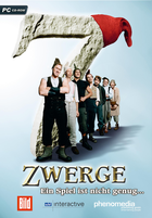 Dvd inlay 7zwerge2 cover