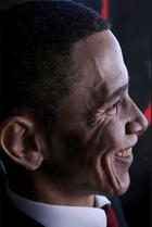 Obama by oleg koreyba