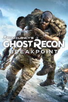 Cover art of tom clancy's ghost recon breakpoint