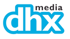 The corporate logo for dhx media ltd