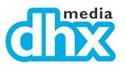 The corporate logo for dhx media ltd