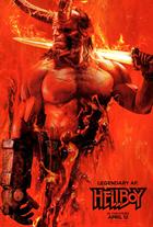 Hellboy reboot poster