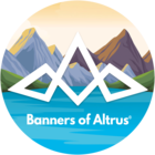Banners of altrus logo