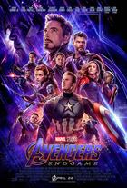 Avengers endgame poster coverart