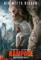 Rampage poster 2 coverart