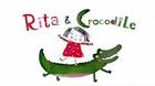 Rita and croc