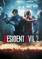 Resident evil 2 biohazard re2 cover