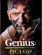 Keyart single genius picasso vertical