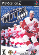 27023 nhl hitz pro playstation 2 front cover