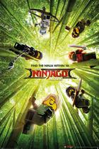 Lego ninjago movie bamboo i51116