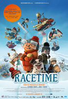 Eone racetime poster