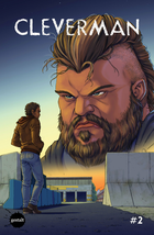 Cleverman 02 cover