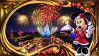 Minnies wonderful christmastime fireworks