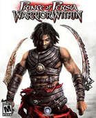 Prince of persia warrior within cover