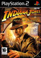 293508 indiana jones and the staff of kings playstation 2 front cover