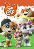 44cats poster portrait