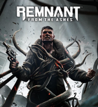 Remnant from the ashes cover art