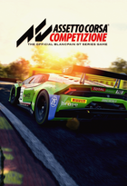 Assetto corsa competizione cover