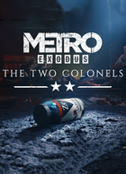 Metro exodus the two colonels cover 1