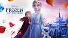 Frozen adventures mobile game