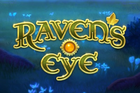 Ravens eye slot logo