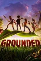 Grounded game cover art