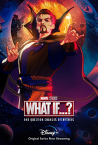 What if episode 4 poster doctor strange