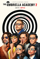 Umbrella academy season 2 poster