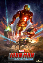 Iron man experience poster2