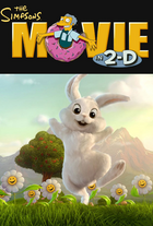 The simpsons movie in 2d trailer 3d bunny sze jones
