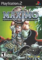 Maximo   ghosts to glory coverart