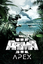 Arma3 apex artwork with logo