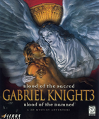 27466 gabriel knight 3 blood of the sacred blood of the damned windows front cover