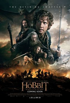 250px the hobbit   the battle of the five armies   poster2