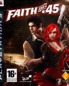 Faith and a 45 cover design