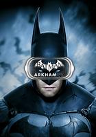 Batman arkham vr cover