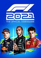 F1 2021 cover art